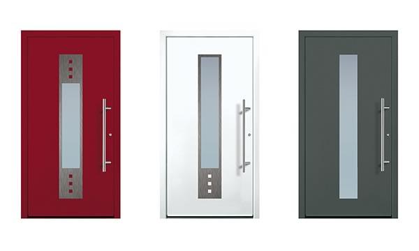 Groke Aluminium-Haustüren